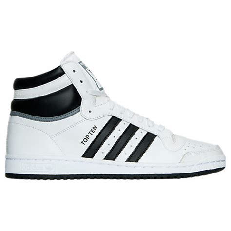 s adidas top ten hi casual shoes finish line