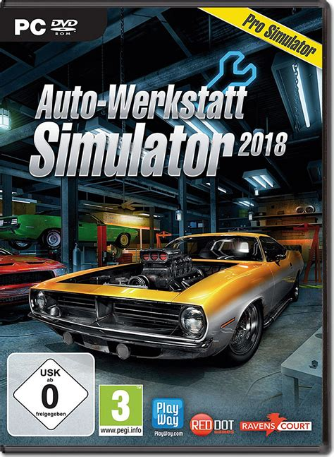 auto in werkstatt auto werkstatt simulator 2018 pc world of
