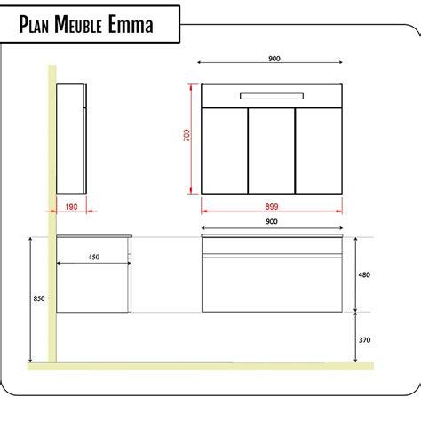 Formidable Meuble Lavabo Salle De Bain Pas Cher #5: meuble-simple-vasque-90-cm-messina-rouge.jpg