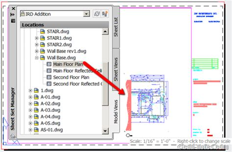 view layout tabs autocad 2012 using autocad saved views for productivity cadnotes