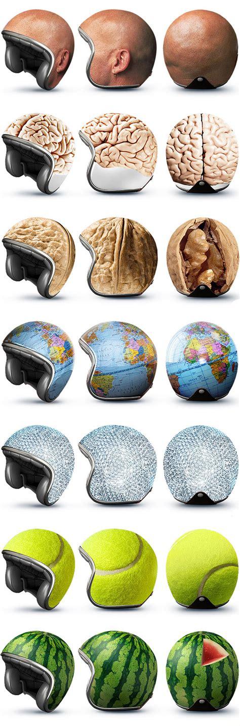 Recursos Publicitarios Minimalsun cascos creativos minimalsun