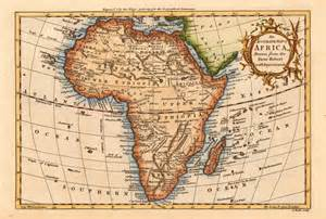 Old Map Of Africa by Pinterest The World S Catalog Of Ideas