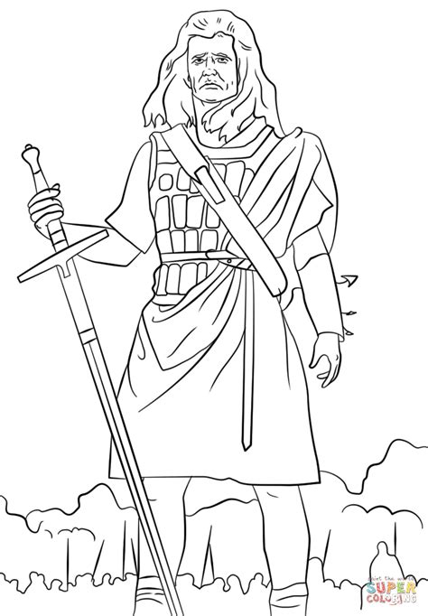 William Wallace Clipart william wallace clip cliparts