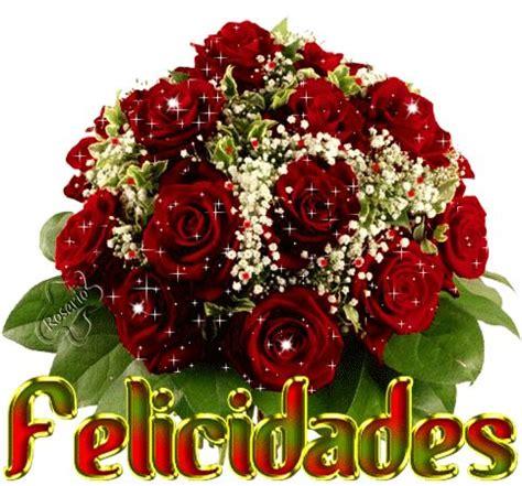 imagenes de flores para cumpleaños gifs animados con movimiento de flores feliz cumplea 241 os