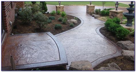 Concrete Vs Paver Patio Sted Concrete Patio Vs Pavers Patios Home Decorating Ideas Lrol9l4yxj
