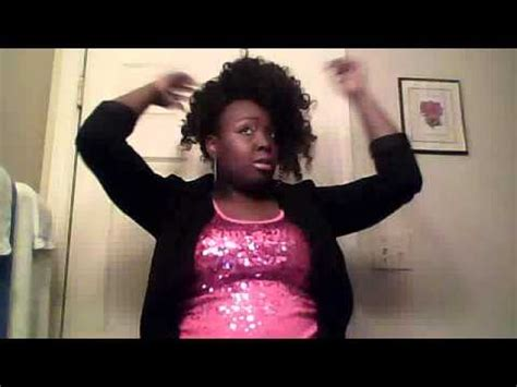 front puff pony my front puff ponytail tutorial youtube