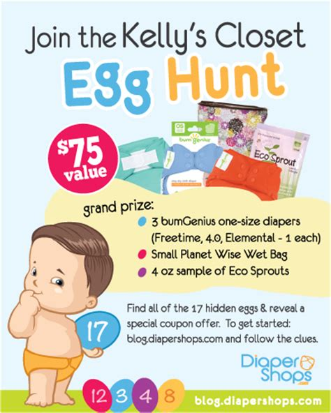 Kellys Closet Coupon Code by Awaiting Arrival Join The S Closet Egg Hunt