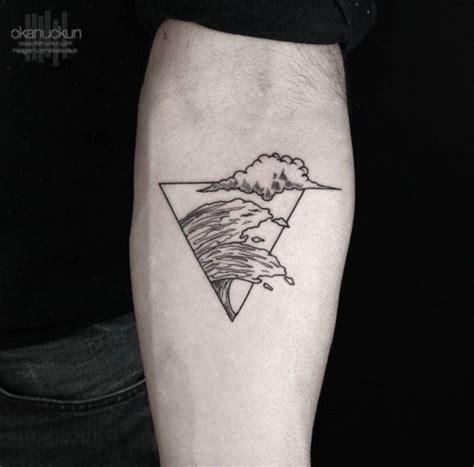 minimalist tattoo glyphs 35 cute triangle glyph tattoos nenuno creative