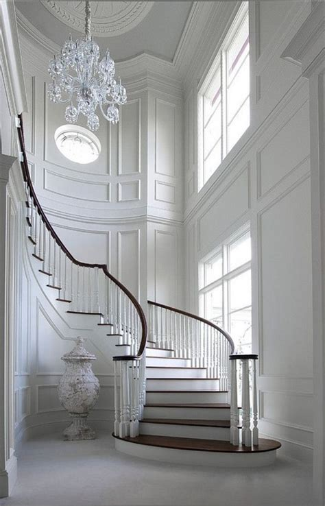 Beautiful Stairs by 7 Wall Paneling Interior Ideas