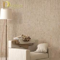 wallpapers for bedroom walls aliexpress com buy simple vinyl solid color modern