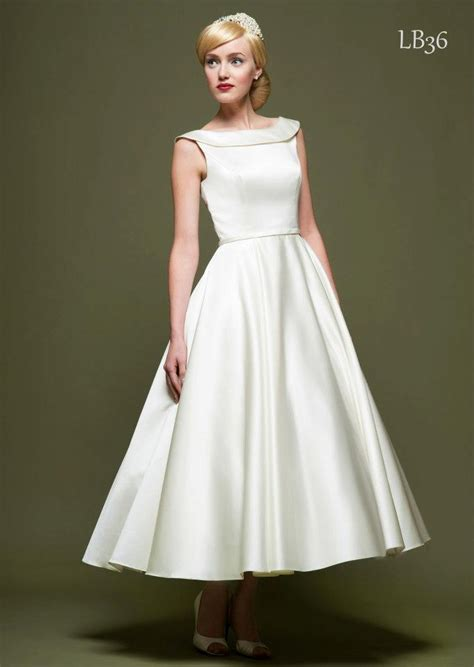 Brautkleider 60er Stil by 60s Style Wedding Dress Archives Miss Bush