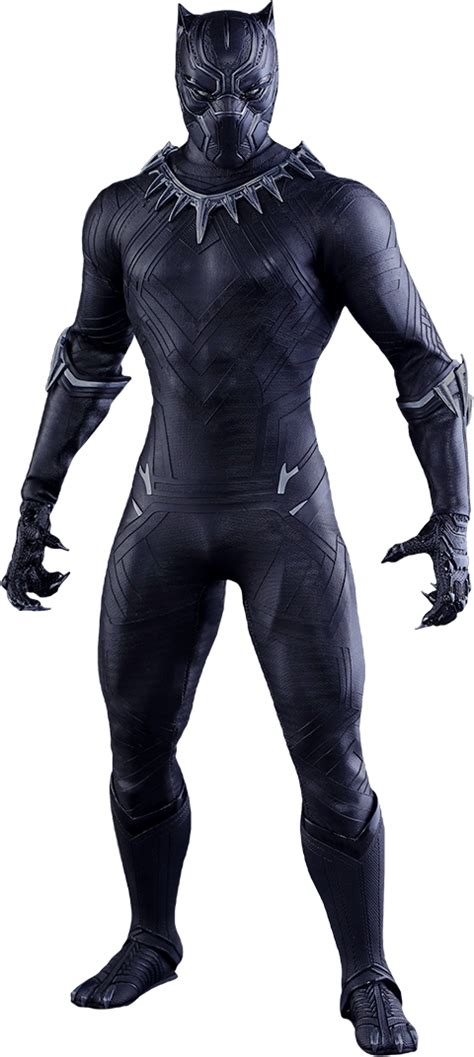 Toys Black marvel black panther sixth scale figure by toys