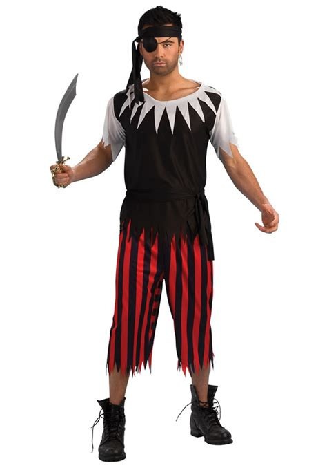 mens 20s costumes costume discounters discount men s pirate costume cheap pirate halloween