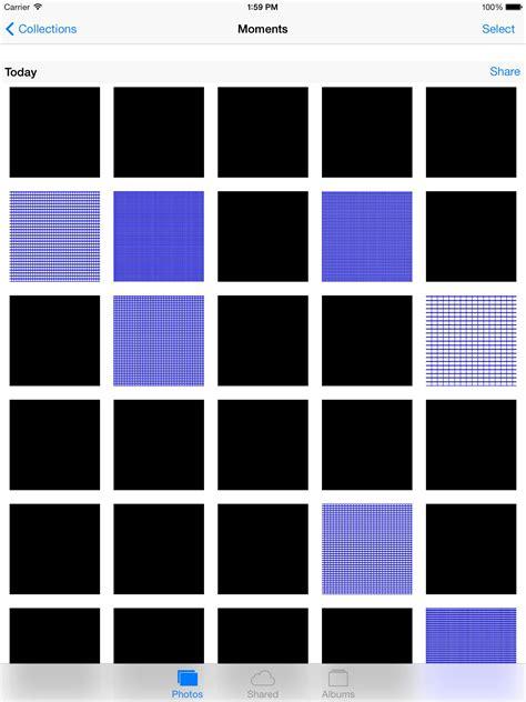 uiimage pattern objective c drawing uiimage using cgbitmapcontextcreate