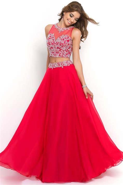 2 piece prom dresses for sale long prom dresses 2015 long cerise beaded applique