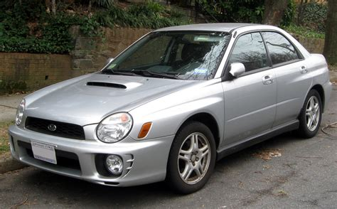 how it works cars 2002 subaru impreza lane departure warning file 2002 2003 subaru impreza wrx sedan 03 16 2012 2 jpg wikimedia commons