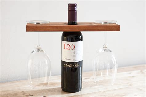 Handmade Wine - 18 and creative handmade wine holders style
