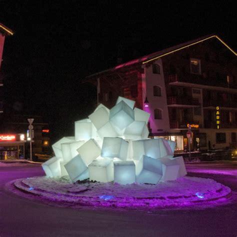 Cube Lumineux Exterieur 428 by Cube Lumineux Led Filaire Nirvana 65 Cm Deco Lumineuse