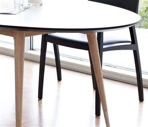 Retro Dining Table Oval Retro Dining Table Dm9900 Wharfside Furniture