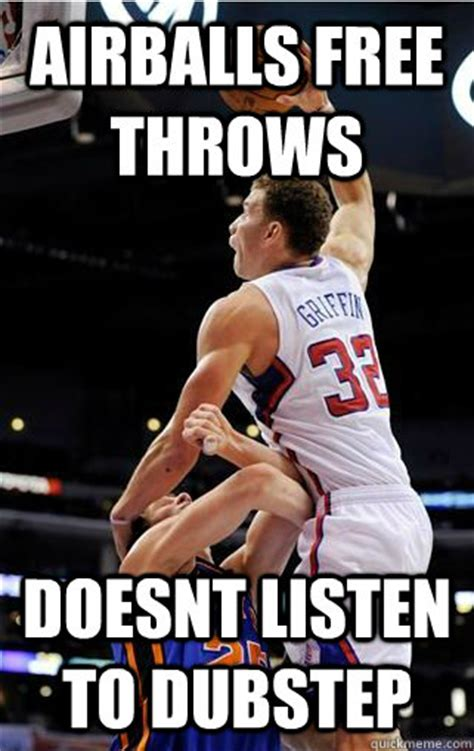 Blake Griffin Meme - pin blake griffin memes nba meme on pinterest