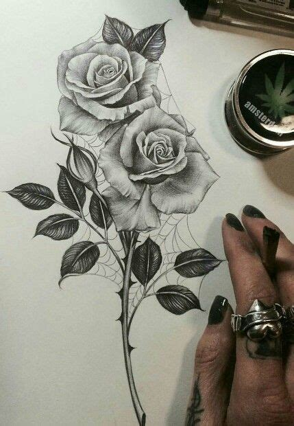 tattoo pen rose want a rose tattoo so bad otro pinterest rose