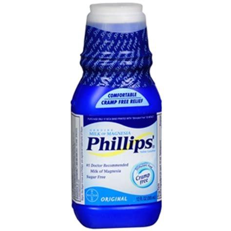 Phillips Milk Of Magnesia phillips milk of magnesia original drugstore