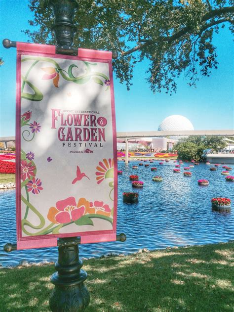epcot flower and garden festival food 2015 epcot international flower and garden festival
