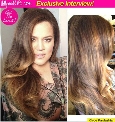 how to get khloe kardashian hair khloe kardashian s balayage highlights expert tips new