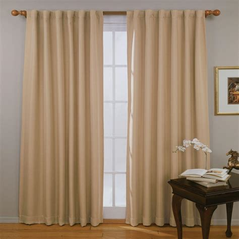 curtain panel length eclipse bobbi blackout pewter polyester curtain panel 84