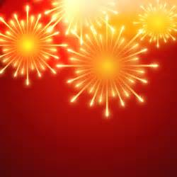 beautiful holiday fireworks vector background 04 vector