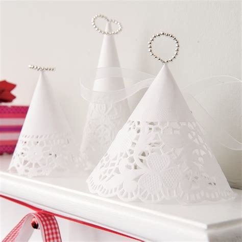 Paper Decorations Make Your Own - how to make your own decorations