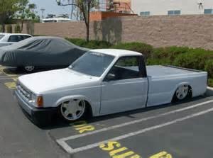 ft mazda mini truck bagged boddy dropped honda
