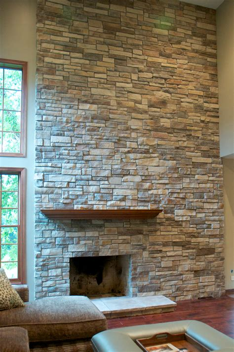 pinterest stack stone fireplaces stone fireplace picture