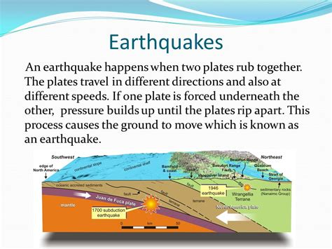earthquake move plate tectonics ppt video online download