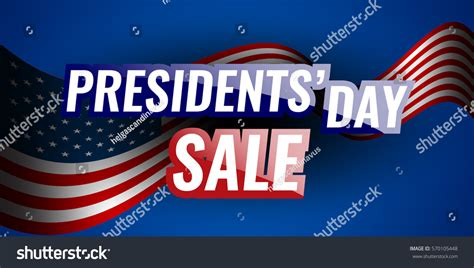 z gallerie presidents day sale presidents day sale banner american flag เวกเตอร สต อก