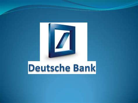 deutsche bank anmelden deutsche bank