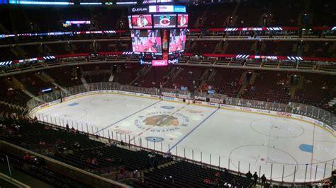 united center section 315 chicago blackhawks