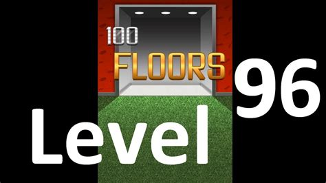 100 floors level 96 walkthrough 100 floors level 96 floor 96 solution walkthrough