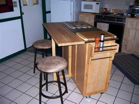 diy portable kitchen island kitchen island design ideas with seating smart tables