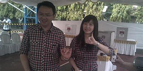 ahok family 207 pemilih di tps ahok golput merdeka com
