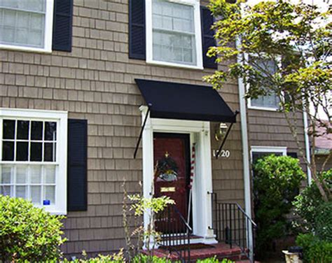 Exterior Canvas Awnings by Awnings For Doors Window Awnings Apply Shade To Your