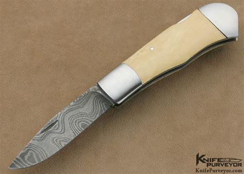 russel knives easler damascus lockback knifepurveyor