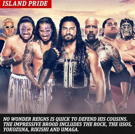 rock and roman reigns the usos and roman reigns and the rock www pixshark com