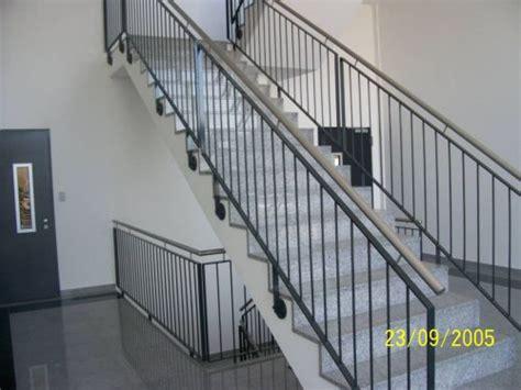 Va Treppengeländer Innen by Klar Schlosserei Stahlbau