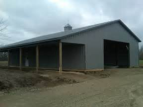 cost of a pole barn home pole barns lima ohio stahl mowery construction