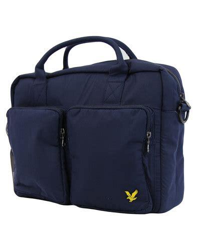 Shoulder Bag Pocket Navy 2 pocket lyle and mens shoulder bag navy