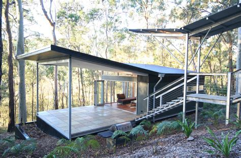 Modern Sheds Australia by Smiths Lake House Exterior Sydney By