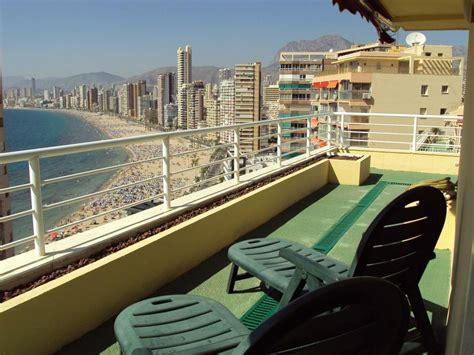 appartments benidorm 1 bedroom apartment in benidorm with garden from 163 348 pw