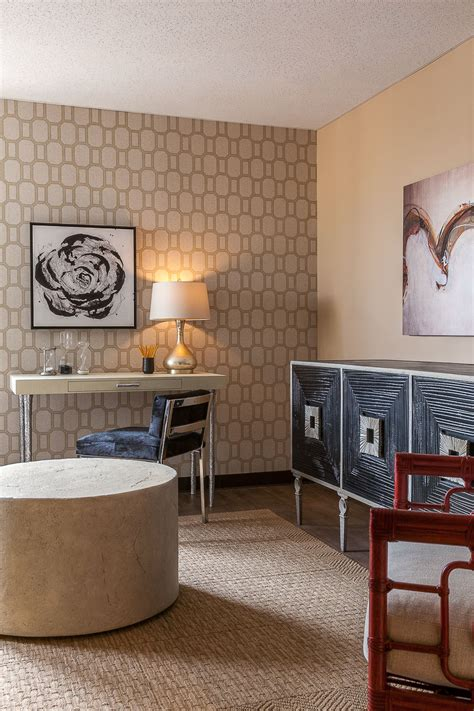 ronald mcdonald house stanford bay area interior design firm julianne quelle design unveils guest and sitting room at