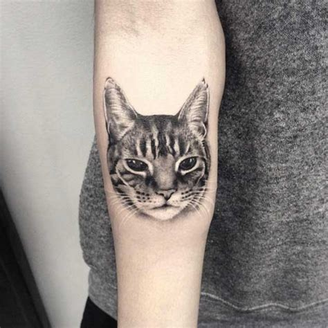 tattoo cat facebook 35 unbelievable cat tattoos that are guaranteed to leave
